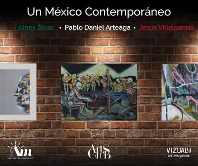 arts club cuadros