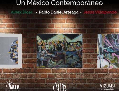 """Inauguración exposición """"Un México Contemporáneo"""""""