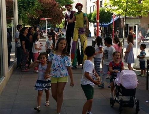 Campaña Día del Comercio, en Miranda de Ebro el 16 de junio