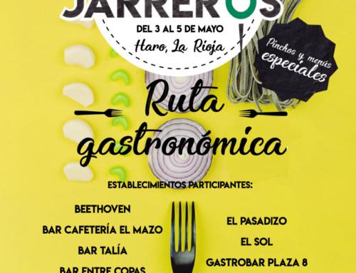 Ruta Gastronómica Bocados Jarreros en Haro (La Rioja)