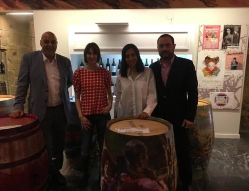 I Concurso de Pintura sobre Barricas Haro 2019