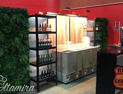 """Presentación 18/70 """"La Rubia"""" de Heineken"""