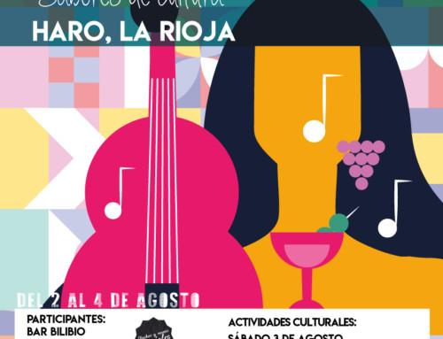 2a. Edición Bocados Jarreros – VERANO CULTURAL HARO, LA RIOJA