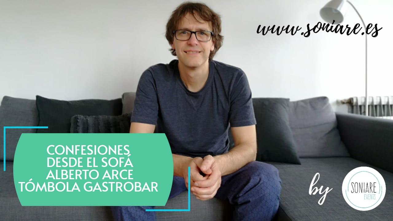 Alberto Arce Tómbola Gastrobar