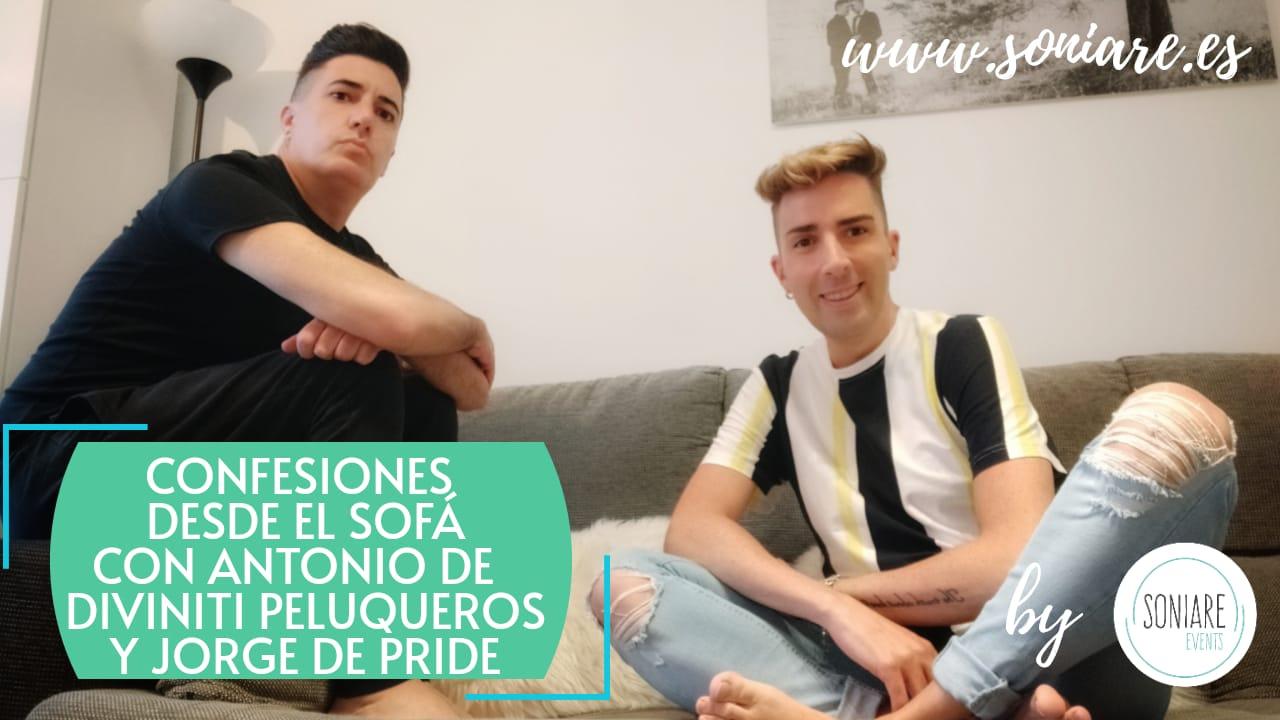 Pride Miranda y Diviniti Peluqueros