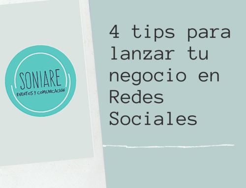 4 tips para crecer tu negocio en Redes Sociales